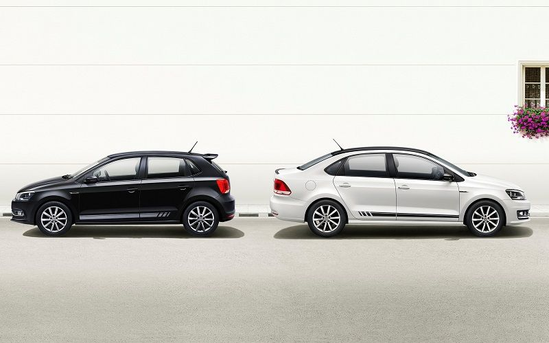 Volkswagen Black & White edition 2