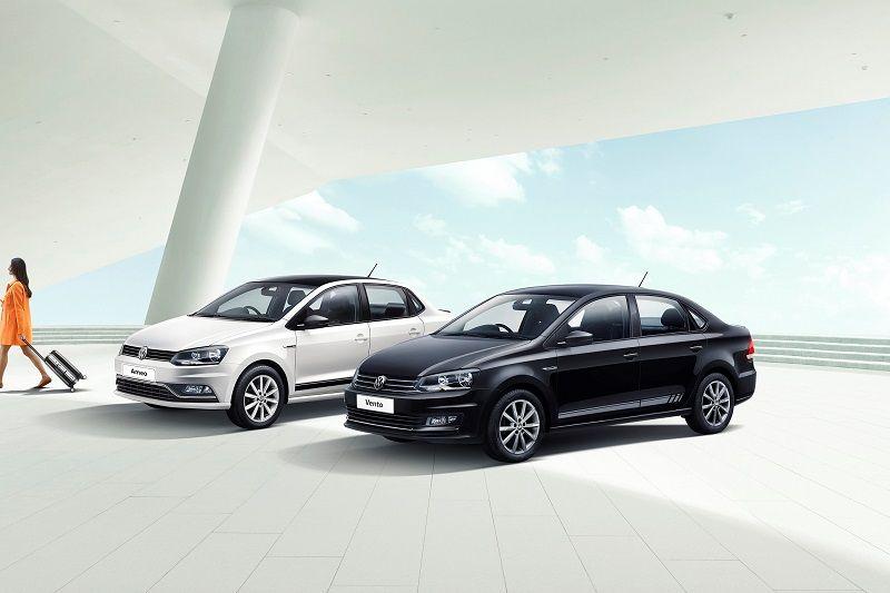 Volkswagen Black & White edition