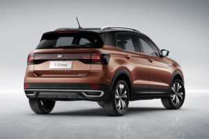 Volkswagen T-Cross India Price