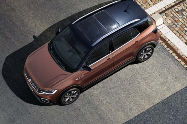 Volkswagen T-Cross Sunroof