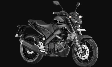Yamaha MT-15 Matte Black