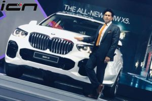 2019 BMW X5 Features