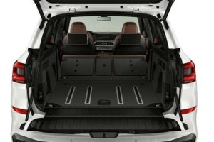 2019 BMW X5 Interior Features
