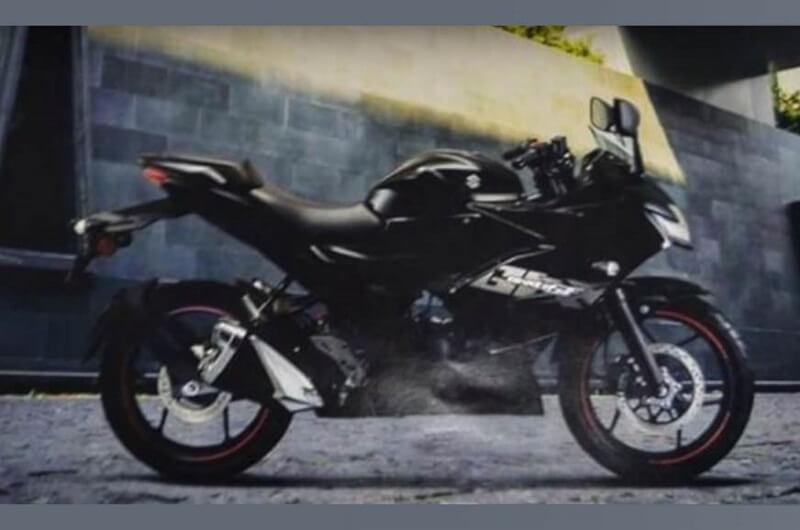 2019 Suzuki Gixxer SF 150 (1)
