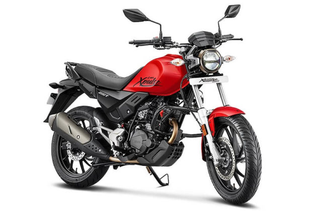 Hero XPulse 200T Red (1)