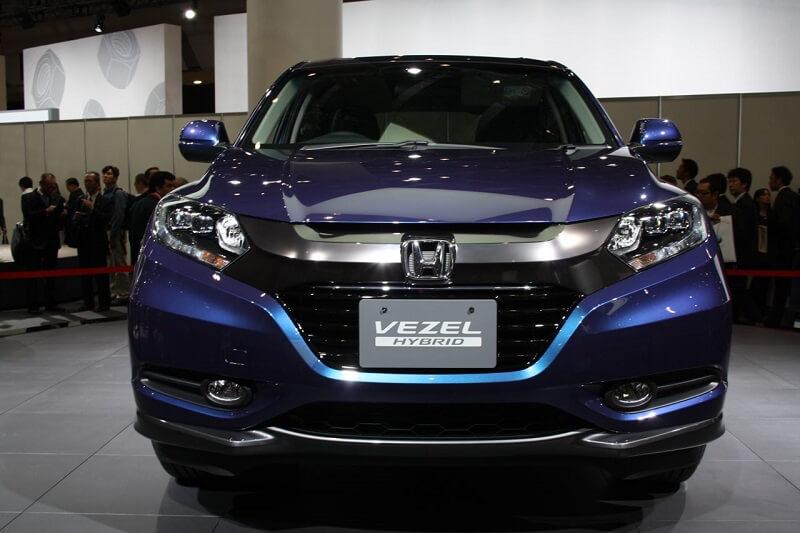 Honda Vezel Hybrid (1)