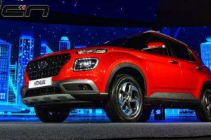 Hyundai Venue Launch price