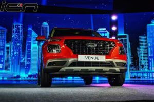 Hyundai Venue Launched