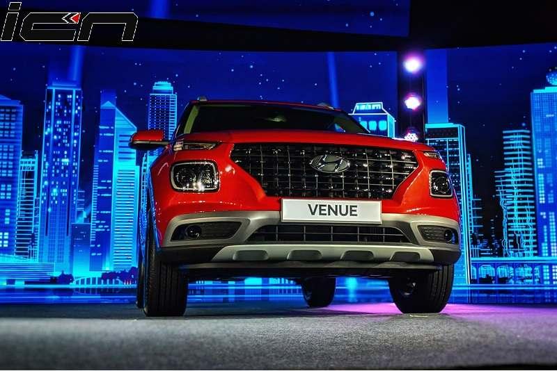 Hyundai Venue Launched