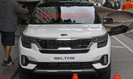 Kia Seltos SP2i SUV