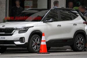 Kia Seltos SUV