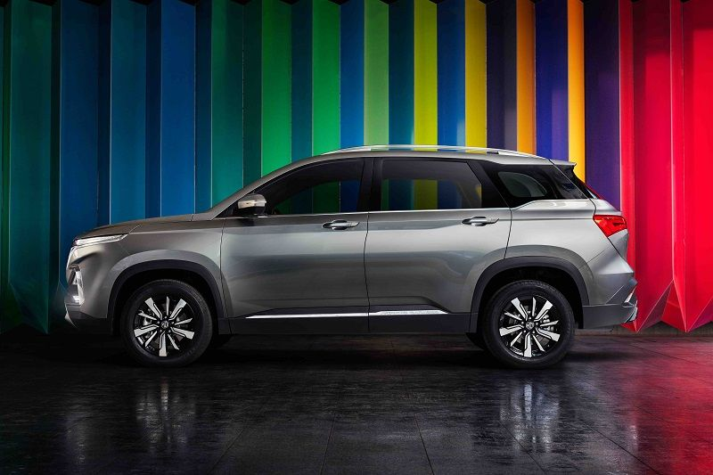 Mg Hector 7 Seater Suv India Launch Within 1 Year India Car News