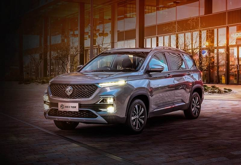 MG Hector Gallery