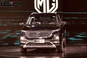 MG Hector Launch