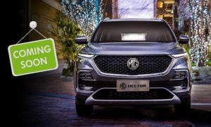 MG Hector Price In India