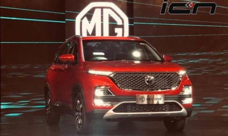 MG Hector Unveiled