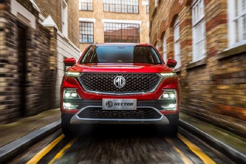 MG Hector production (1)