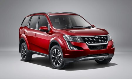 Mahindra XUV500 W3 Features