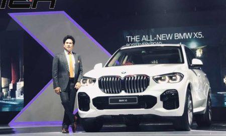 New BMW X5 India