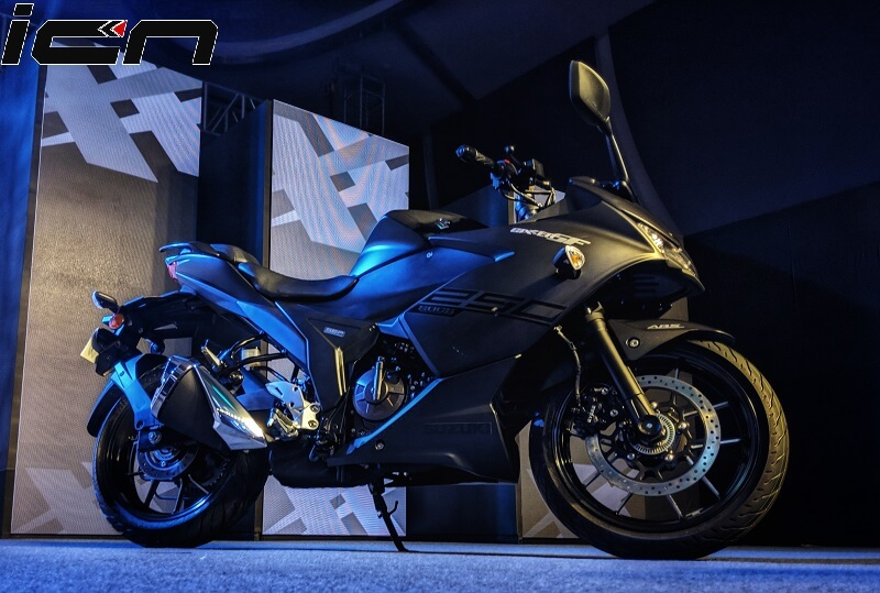 Suzuki Gixxer SF 250 Launch