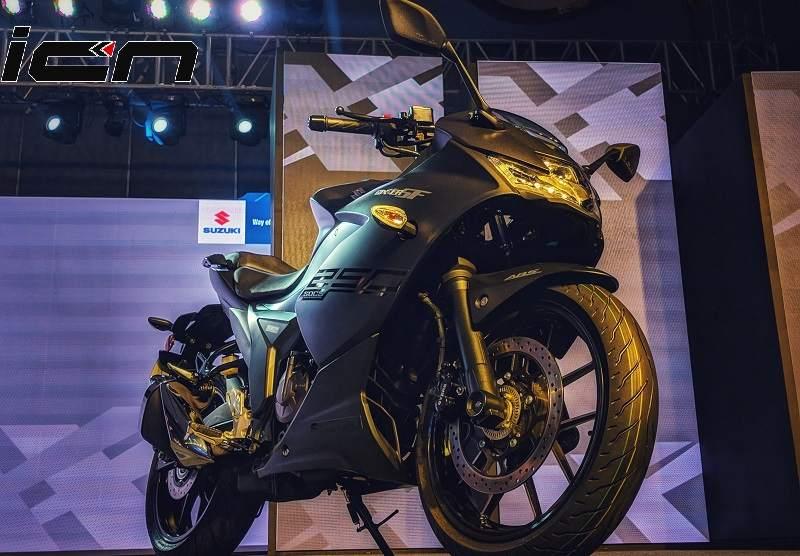 Suzuki Gixxer SF 250 mileage