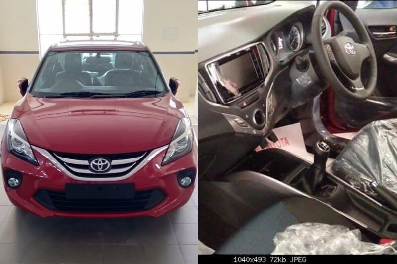 Toyota Glanza Clearest Pics (1)