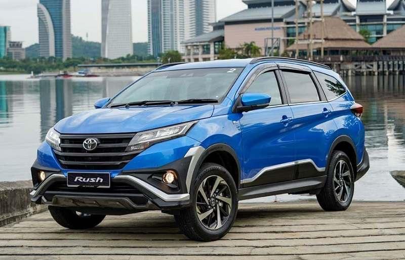 Toyota Rush Indonesia