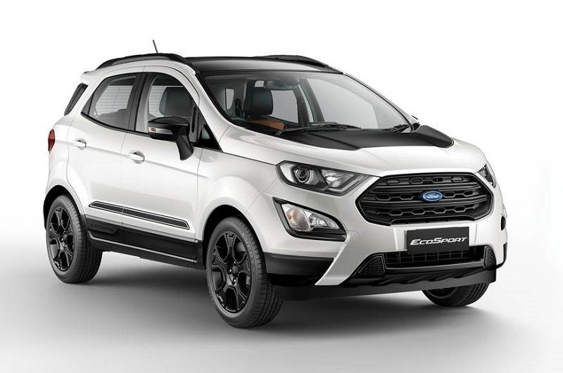 2019 Ford EcoSport Thunder