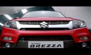 2019 Maruti Vitara Brezza Facelift