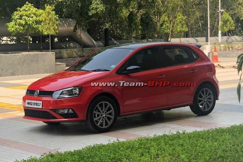 2019 VW Polo Facelift