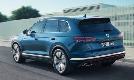 2019 Volkswagen Touareg SUV India