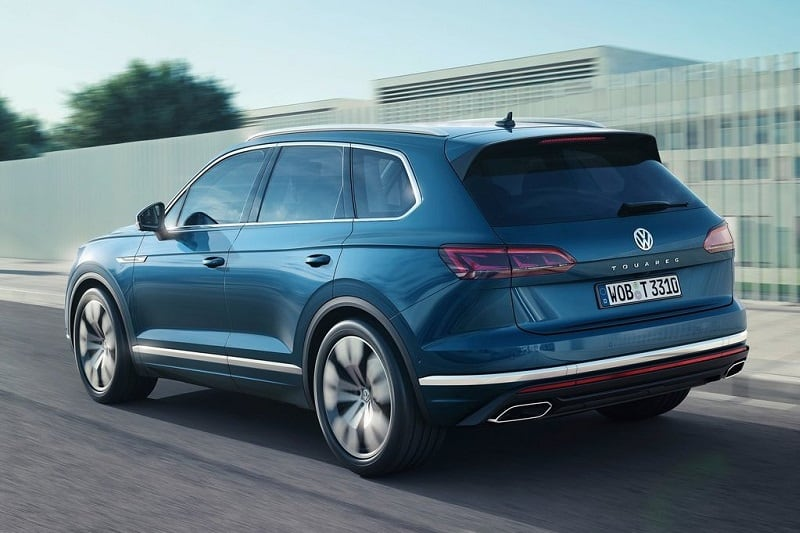 Volkswagen To Launch 4 Suvs In India By 2021 Report