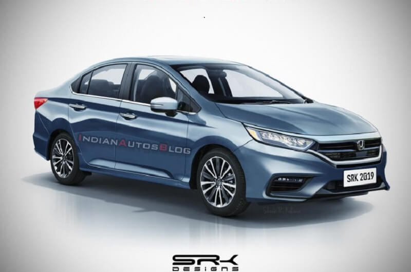 2020 Honda City rendered (1)