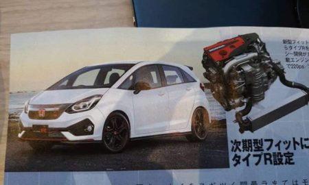 2020 Honda Jazz Type R