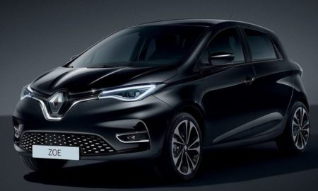 2020 Renault Zoe India
