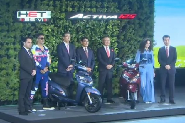Over 3 Lakh BS6 Honda Bikes, Scooters Sold in India