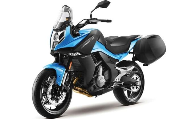 CFMoto 650MT India