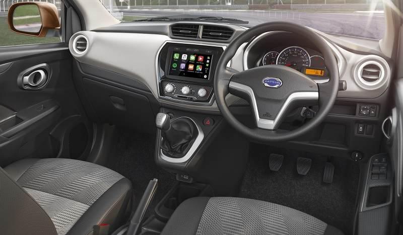 Datsun GO VDC technolgy