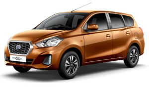 Datsun GO+ Vehicle Dynamic Control