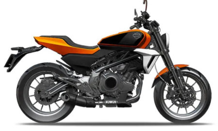 Harley Davidson 338cc Bike teaser