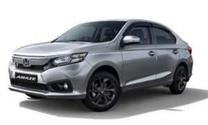 Honda Amaze Ace Edition Price