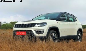 Jeep Compass Trailhawk off-roader_1