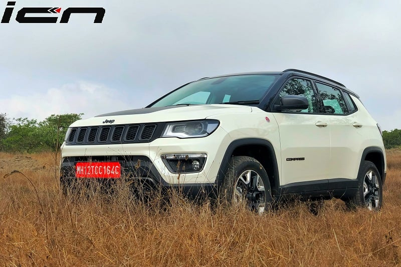 2020 Jeep Compass: News, Specs, Arrival >> Jeep Compass Trailhawk Price In India Specs Features Interior