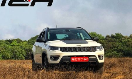 Jeep Compass Trailhawk Price