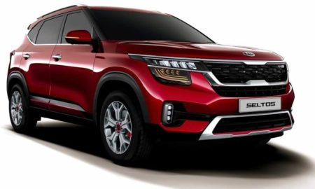 Kia Seltos SUV India