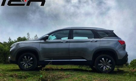 MG Hector Details