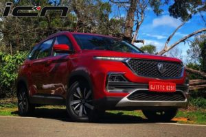 MG Hector Engine