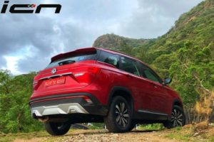 MG Hector Features