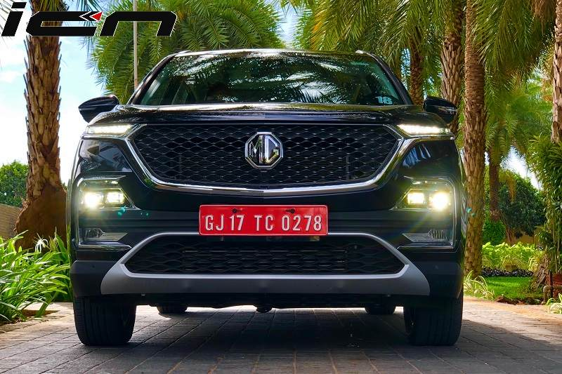 MG Hector India Launch Date