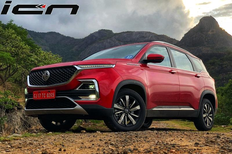 MG Hector Specifications